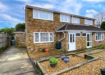 3 bed semi-detached house for sale in Bell Close, Farnborough, Hampshire GU14