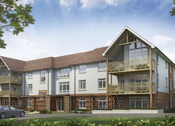 Thumbnail 2 bedroom flat for sale in Felcourt House, 2 Charters Village Drive, East Grinstead, West Sussex