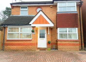 Thumbnail 4 bed detached house for sale in Ynys-Y-Coed, Oakdale, Blackwood