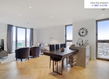 Thumbnail 2 bed flat for sale in Lessing Building Lessing Building, Heritage Lane, London