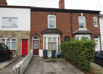 Thumbnail 3 bedroom terraced house for sale in Fentham Road, Erdington, Birmingham