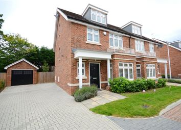 Thumbnail 4 bedroom semi-detached house for sale in Freshers Grove, Earley, Reading