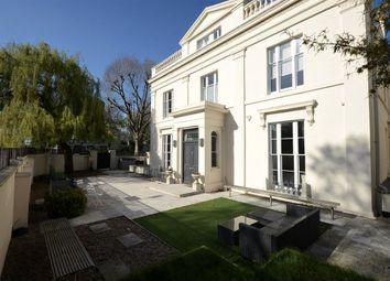 16 Warwick Avenue, Little Venice, London W2. 6 bed semi-detached house for sale