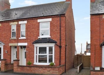 Thumbnail 3 bed end terrace house for sale in Queens Road, Wollaston, Northamptonshire