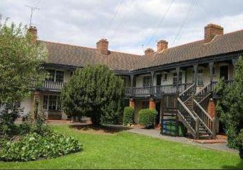 Thumbnail 2 bed maisonette for sale in Court Farm Gardens, Manor Green Road, Epsom