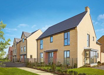 """Thumbnail 4 bed detached house for sale in """"The Clarence"""" at Heron Road, Northstowe, Cambridge"""