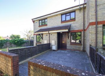Thumbnail 2 bed terraced house for sale in 5 Statham Close, Cheddar, Somerset