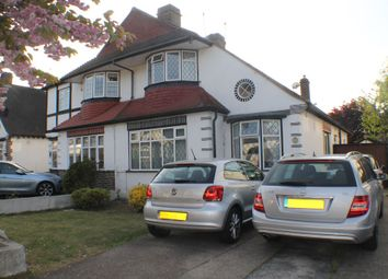 Thumbnail 3 bed semi-detached house to rent in Frensham Road, London