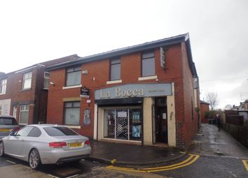 Thumbnail 1 bed property to rent in Milnrow Road, Rochdale