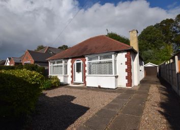 Thumbnail 3 bed detached bungalow for sale in Mayfield Road, Chaddesden, Derby