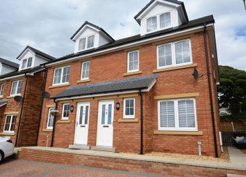 Thumbnail 4 bed semi-detached house for sale in Ceda Park, Whitehaven