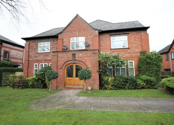 Thumbnail 4 bed flat for sale in The Old Vicarage, Brackley Road, Monton