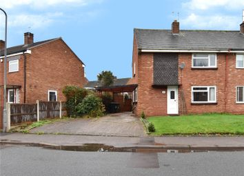 Winslow Avenue, Droitwich, Worcestershire WR9. 3 bed semi-detached house for sale