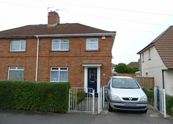 Thumbnail 3 bed semi-detached house for sale in Minehead Road, Knowle, Bristol