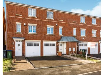 Thumbnail 3 bed town house for sale in Callaghan Drive, Tividale, Oldbury