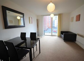 Thumbnail 2 bed property to rent in 1 Stillwater Drive, Sports City, Manchester