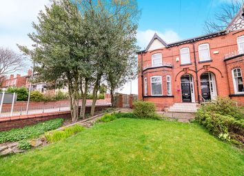 Thumbnail 4 bedroom semi-detached house for sale in Hilton Lane, Worsley, Manchester