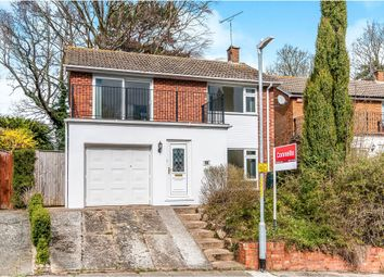 Thumbnail 3 bedroom detached house for sale in Randolph Close, Canterbury