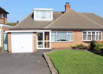 Thumbnail 3 bed semi-detached bungalow for sale in Holly Wood, Great Barr, Birmingham