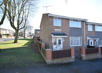 Thumbnail 3 bed town house for sale in Grove Avenue, Pontefract