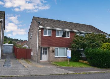 3 bed semi-detached house for sale in Heol Y Drudwen, Cwmrhydyceirw, Swansea SA6