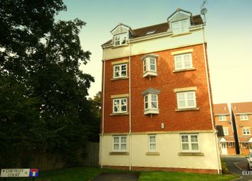 Thumbnail 2 bed flat to rent in Cheveley Court, Durham
