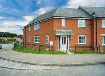 Thumbnail 3 bed terraced house to rent in School Lane, Northampton