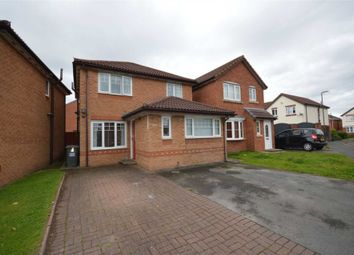 Thumbnail 3 bed detached house for sale in Masefield Close, New Ferry, Wirral