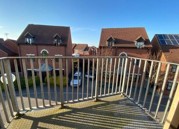 Thumbnail 2 bed flat for sale in Rushfields Close, Westcroft, Milton Keynes