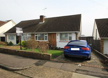 Thumbnail 2 bed semi-detached bungalow for sale in Southernhay, Eastwood, Leigh-On-Sea