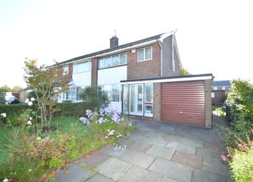 Thumbnail 3 bed semi-detached house to rent in Harris Drive, Bury, Lancashire