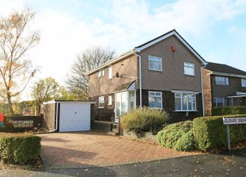 Thumbnail 4 bed detached house for sale in Clover Grove, Telford