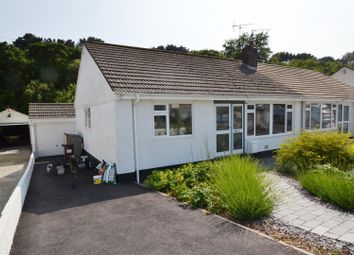 Thumbnail 3 bed semi-detached bungalow for sale in Conway Road, Falmouth