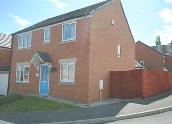 Thumbnail 4 bed detached house to rent in Hartley Green Gardens, Billinge, Wigan