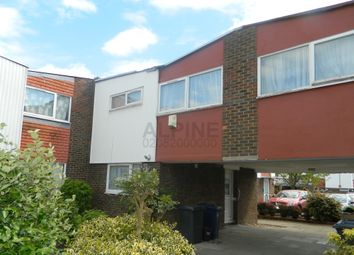 Thumbnail 4 bed terraced house for sale in Hazel Close, Colindale