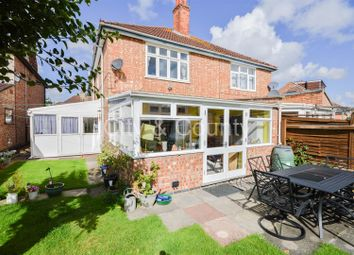 Thumbnail 3 bedroom semi-detached house for sale in Peveril Road, Peterborough