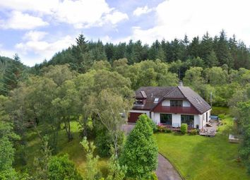 Thumbnail 5 bed detached house for sale in Corran, Onich