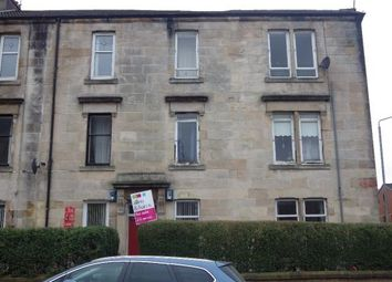 Thumbnail 2 bed flat to rent in Espedair Street, Paisley, Renfrewshire