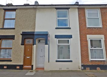 Thumbnail 2 bed terraced house for sale in Liverpool Road, Portsmouth