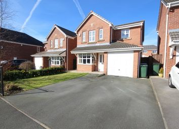Thumbnail 4 bed detached house for sale in Holland House Way, Buckshaw Village, Chorley