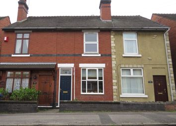 Thumbnail 2 bed terraced house for sale in St. Johns Road, Cannock