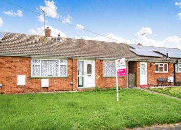 Thumbnail 2 bed terraced bungalow for sale in Dimlington Bungalows, Easington, Hull