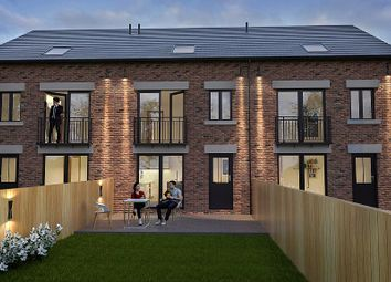 Thumbnail 4 bed town house for sale in Coppice Chase, Coppice Road, Poynton, Stockport, Cheshire