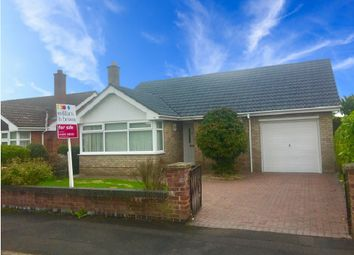 Thumbnail 3 bed detached bungalow for sale in Sandcliffe Road, Grantham