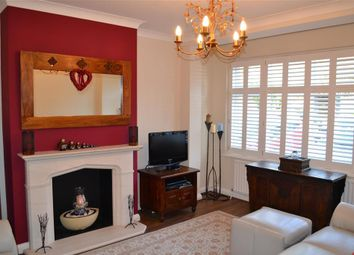 Thumbnail 3 bed terraced house for sale in Braemar Avenue, South Croydon, Surrey