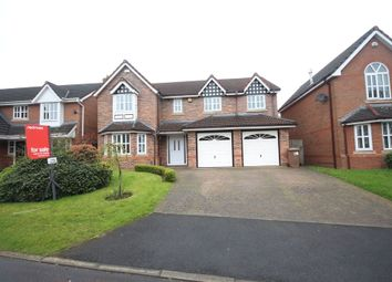 Thumbnail 5 bed detached house for sale in Harvest Drive, Whittle-Le-Woods, Chorley