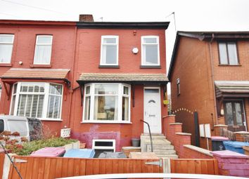 Thumbnail 2 bedroom end terrace house for sale in Shakespeare Crescent, Eccles, Manchester