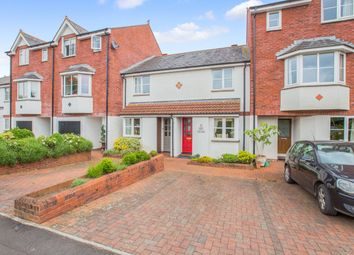 Thumbnail 2 bed terraced house for sale in Tappers Close, Topsham, Exeter