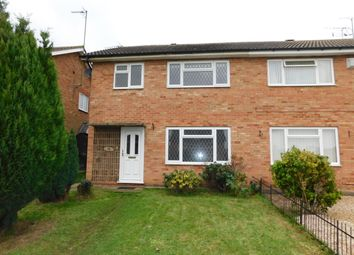 Thumbnail 3 bedroom semi-detached house to rent in St Marys Road, Stowmarket