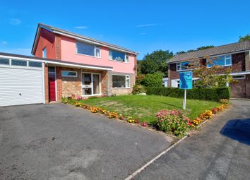 Thumbnail 4 bed detached house for sale in Chestnut Grove, Clevedon